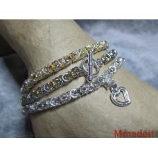 Tutorial Chain maile Byzantine - Kungskedja